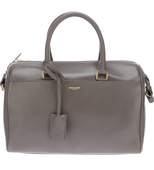 Saint Laurent Duffle grey