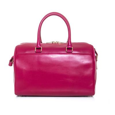 Saint Laurent Duffle fuchsia pink