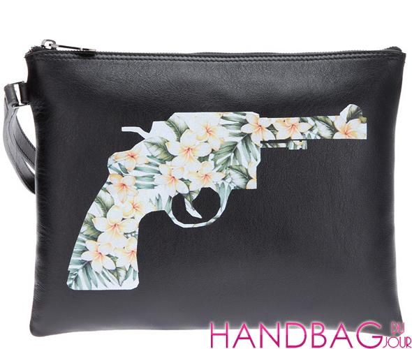 Reece Hudson 'Bowery' clutch bag