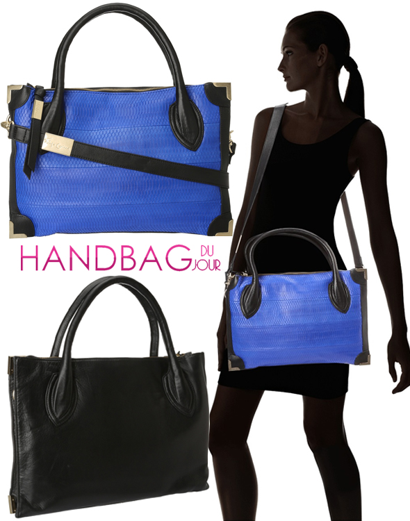 Haute bag of the week: Foley + Corinna Framed Satchel multiview