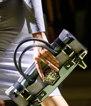 VERSACE SPRING 2014 READY-TO-WEAR BAG