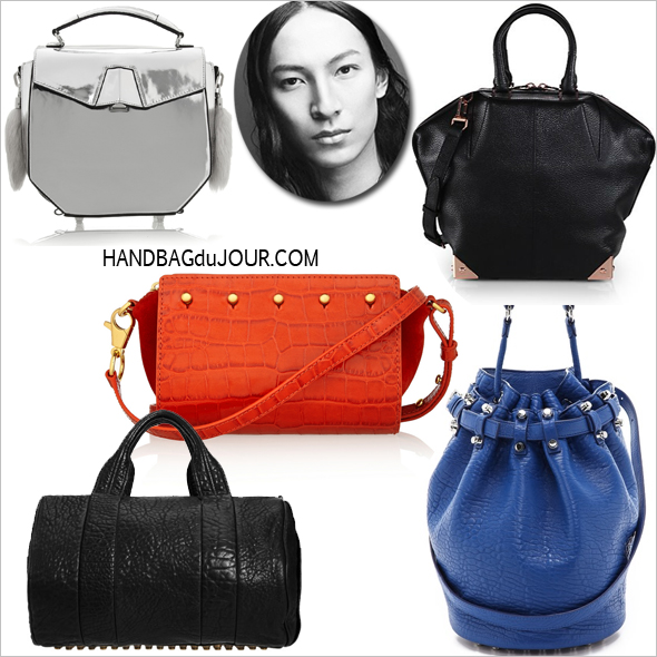 Five Alexander Wang bags that should be included in his H&M collection