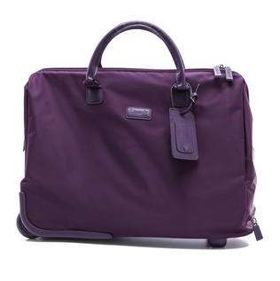 "Lipault Paris Frame Wheeled 20"" Bag - Purple"