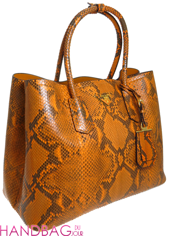 Python Archives - Handbag du Jour | Handbag du Jour-Designer ...