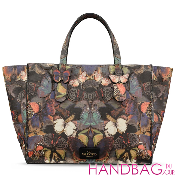 Haute Bag of the Week: Valentino Garavani Camu Butterfly Tote