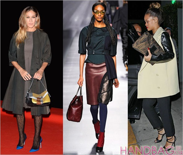 Jourdan Dunn, Rihanna and SJP to design custom Fendi 3Baguette